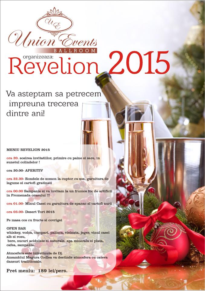 Revelion Union Events