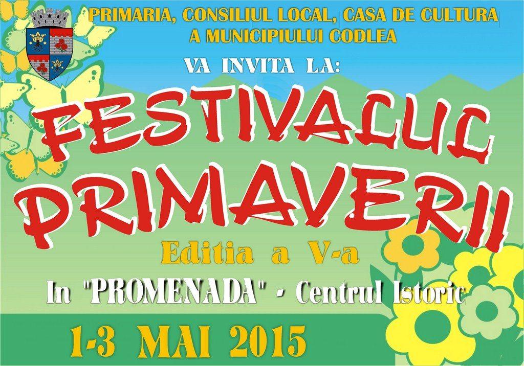 Festivalul primaverii ed V-a