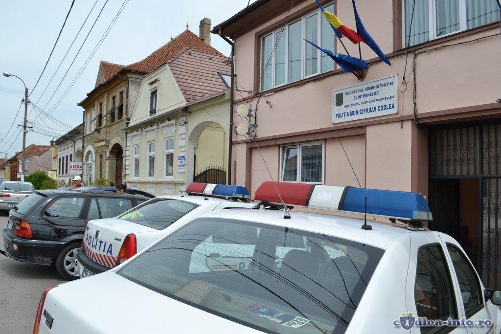 Politia Codlea sediu