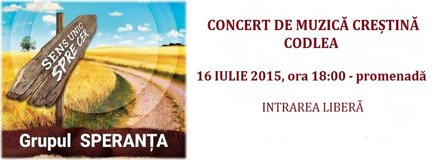 concert muzica crestina