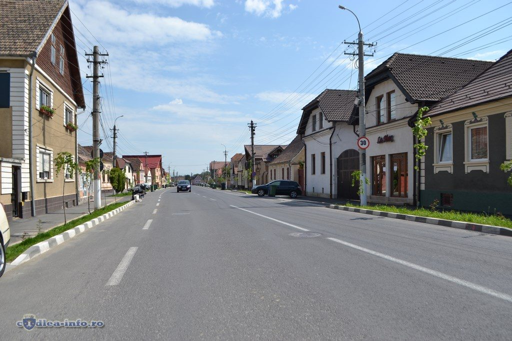 Strada Noua - Tronson1