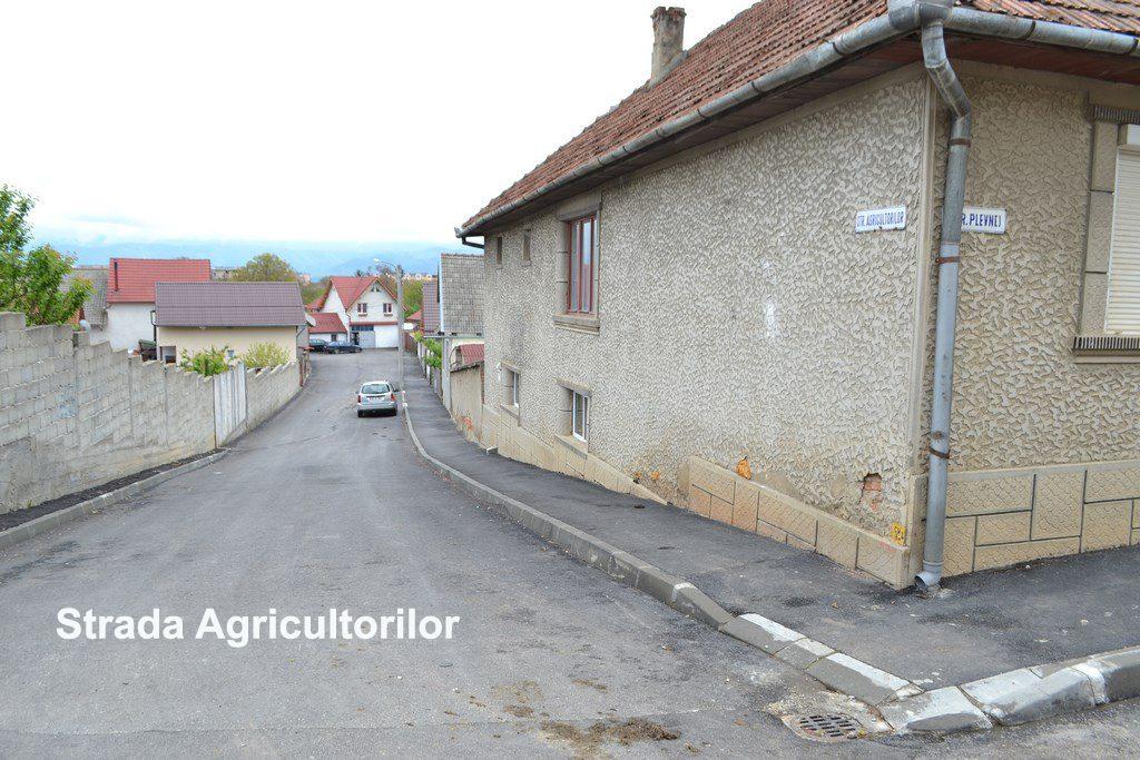 Strada Agricultorilor