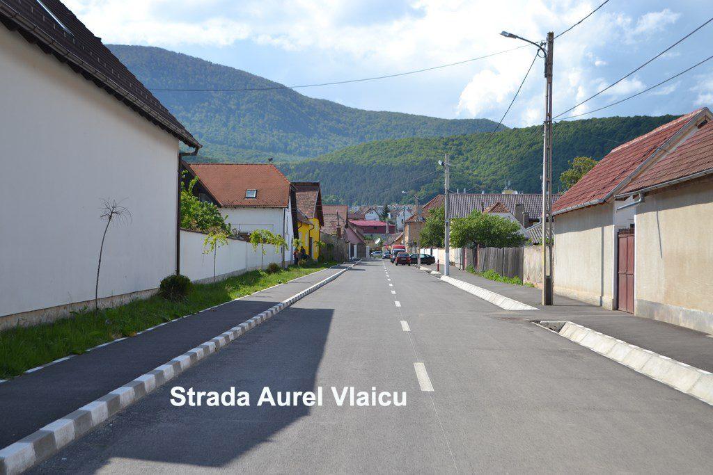 Strada Aurel Vlaicu