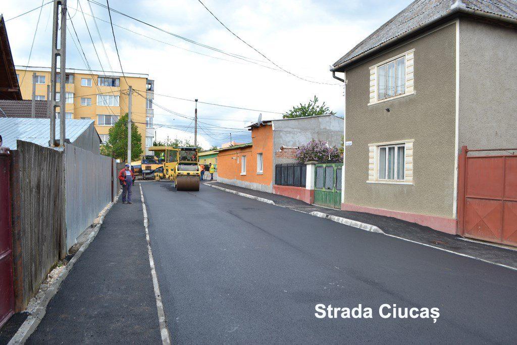 Strada Ciucas