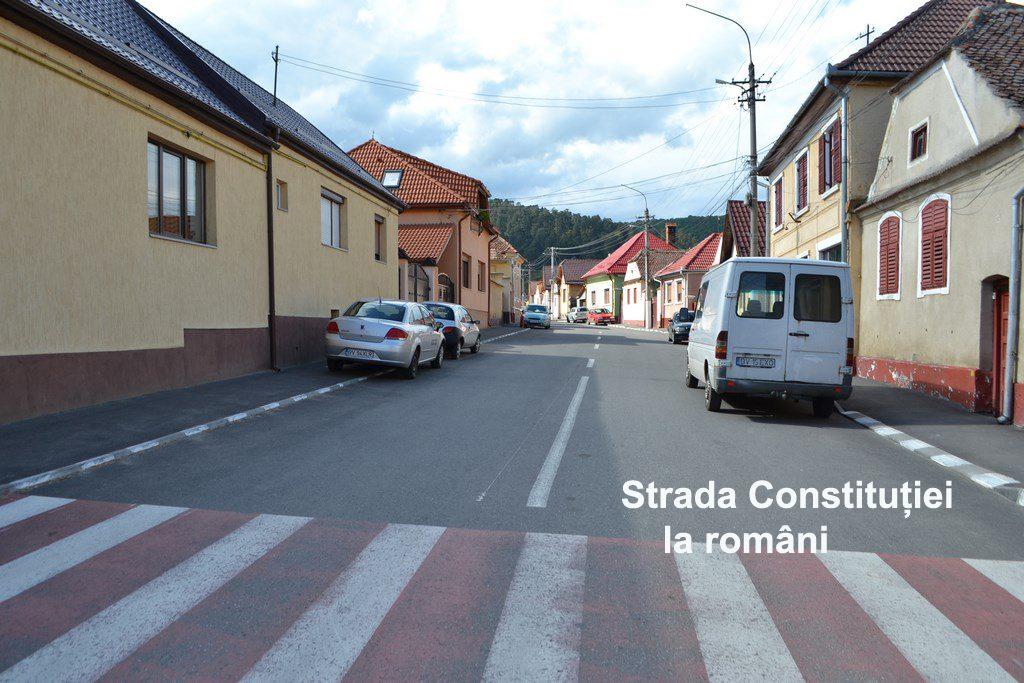 Strada Constitutiei