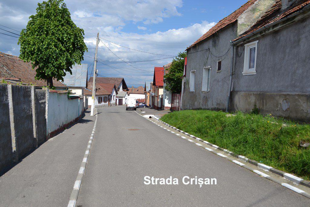 Strada Crisan