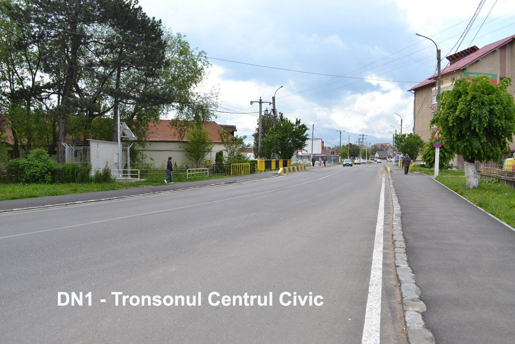 Strada DN1 - Tronson Centrul Civic