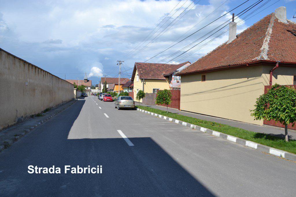 Strada Fabricii
