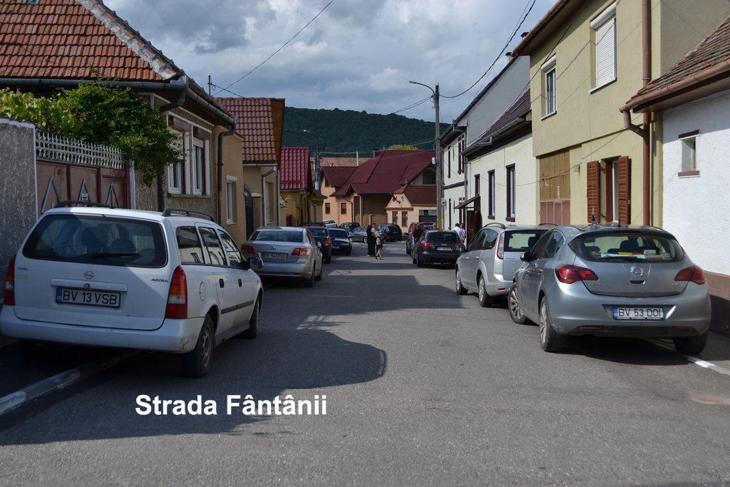 Strada Fantanii