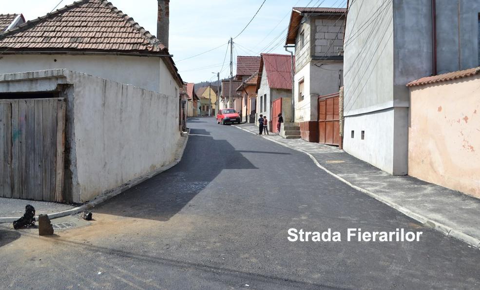 Strada Fierarilor