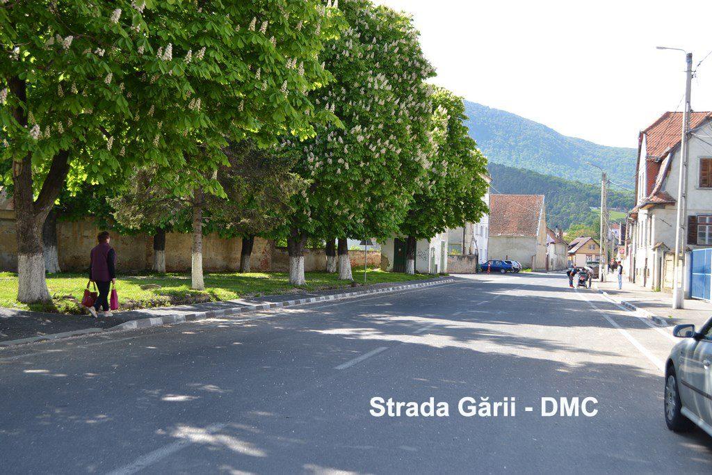 Strada Garii - DMC