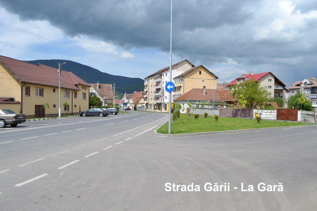 Strada Garii - Gara