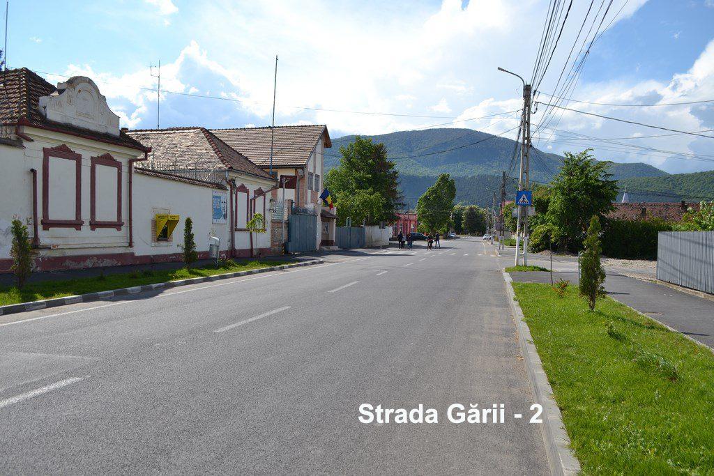 Strada Garii - Penitenciar