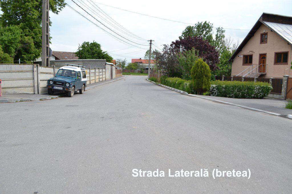 Strada Laterala - bretea