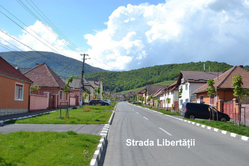 Strada Libertatii