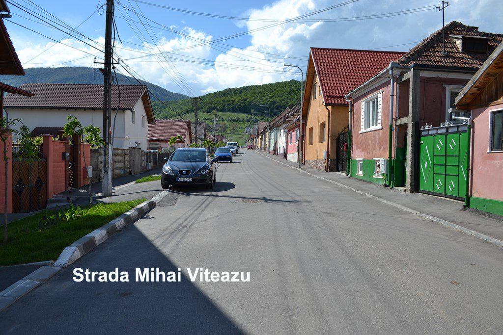 Strada Mihai Viteazu