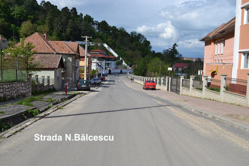 Strada N Balcescu