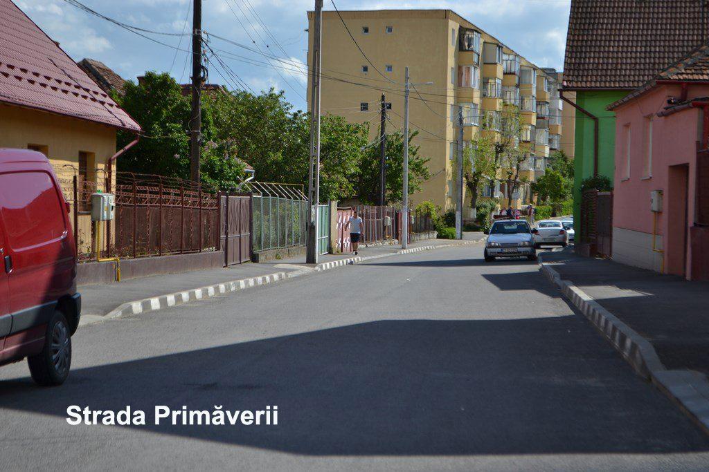 Strada Primaverii