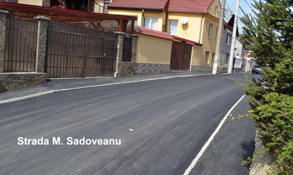 Strada Sadoveanu