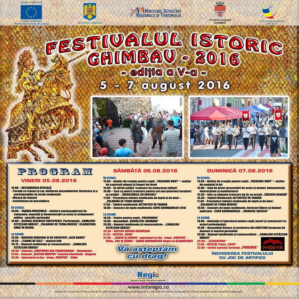 festivalul istoric