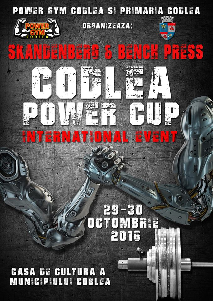 power_gym_power_cup_codlea